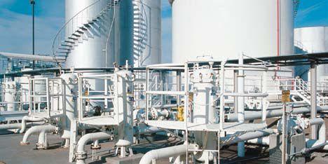промышленный фильтр сепаратор топлива длянефтебаз